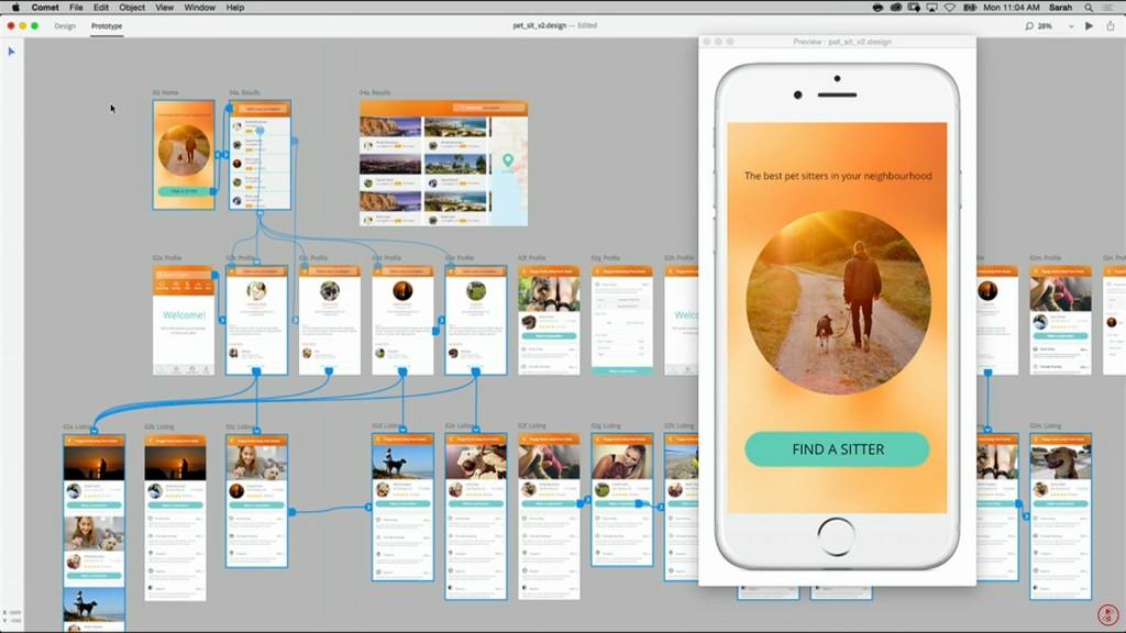 Adobe lanza una nueva herramienta de diseño: Adobe Experience Design CC