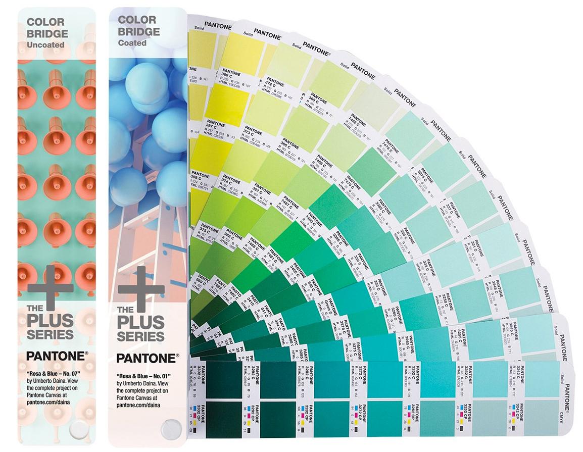112 nuevos colores Pantone