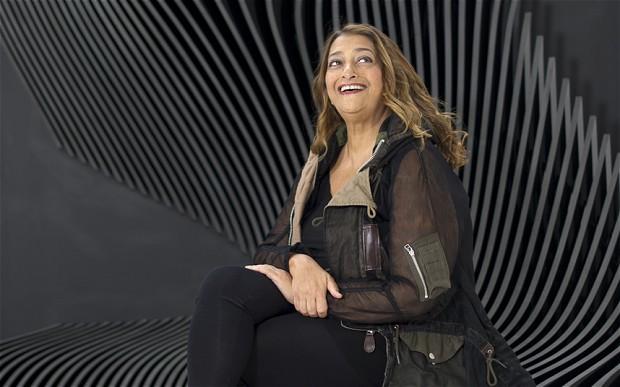 Muere Zaha Hadid a los 65 años