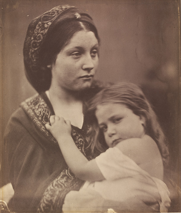 Peace, Julia Margaret Cameron, 1864. © Victoria and Albert Museum, London