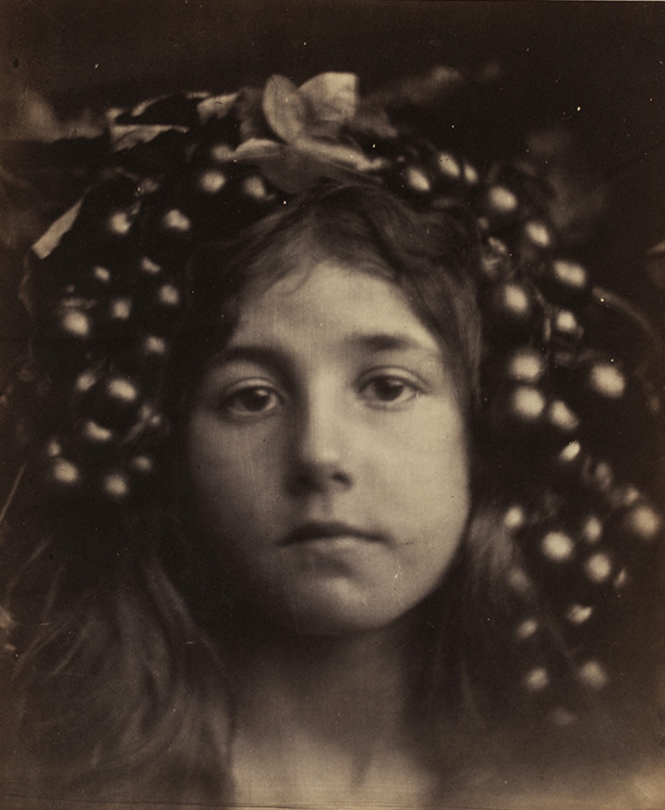 Circe, Julia Margaret Cameron, 1865. © Victoria and Albert Museum, London