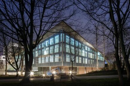El nuevo Museo del Diseño de Londres: innovación revolucionaria