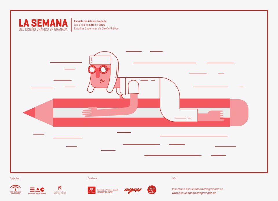 Semana de Diseño Gráfico en Granada 2016