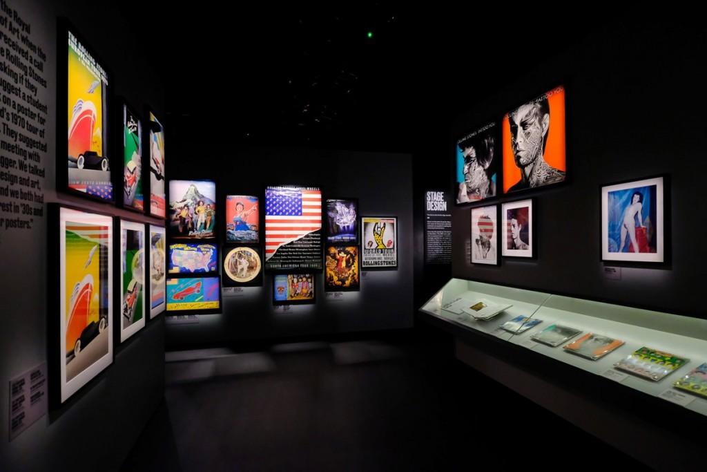 Pentagram diseña la nueva exposición de los Rolling Stones