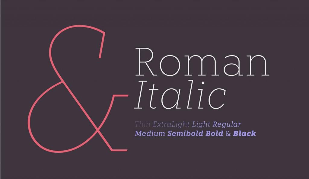 Nace Knile, una tipografía con una gran carga expresiva
