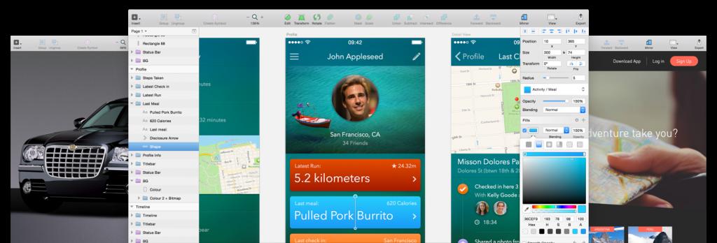 Cómo diseñar prototipos de apps y webs con Sketch e Invision