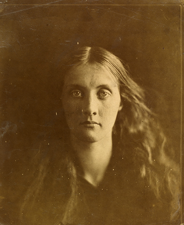 Julia Jackson, Julia Margaret Cameron, 1867. © Victoria and Albert Museum, London