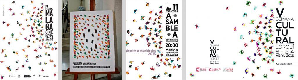 El reCoCo del reCoco: Barfutura -> Moratalla -> Podemos Mérida -> Lorquí