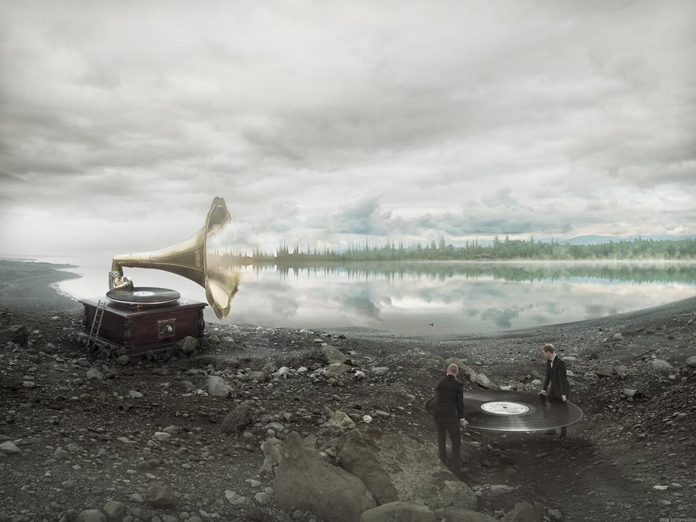 Las fotografías de Erik Johansson, un fascinante pasatiempo para la mente.