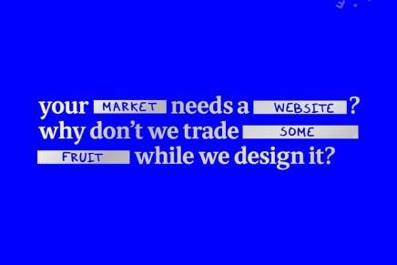¿Qué estarías dispuesto a hacer por diseñar?