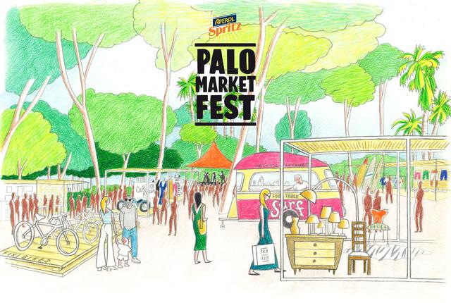 Palo Market Fest: el festival que impulsó Mariscal
