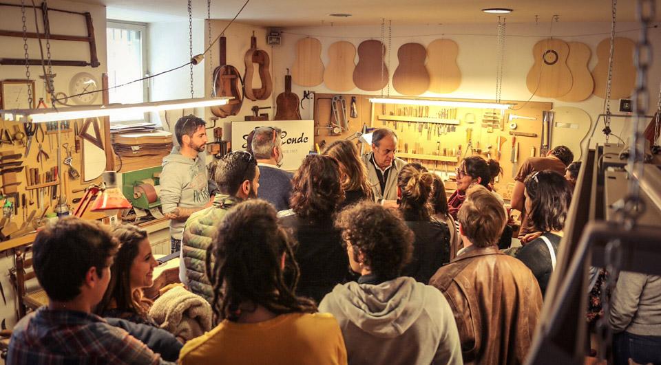 La Ruta de Jack Honey, tributo a las profesiones artesanales