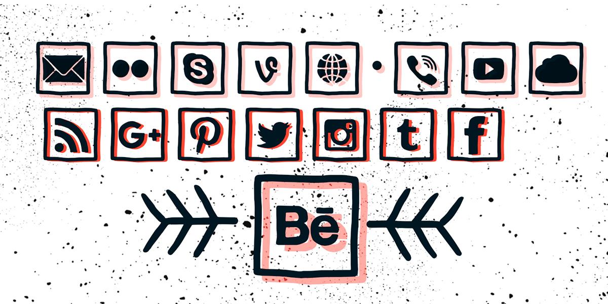 símbolos de movskate