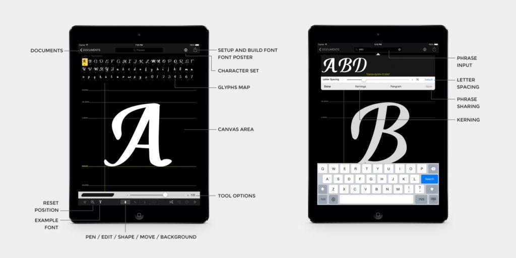 apps de diseño