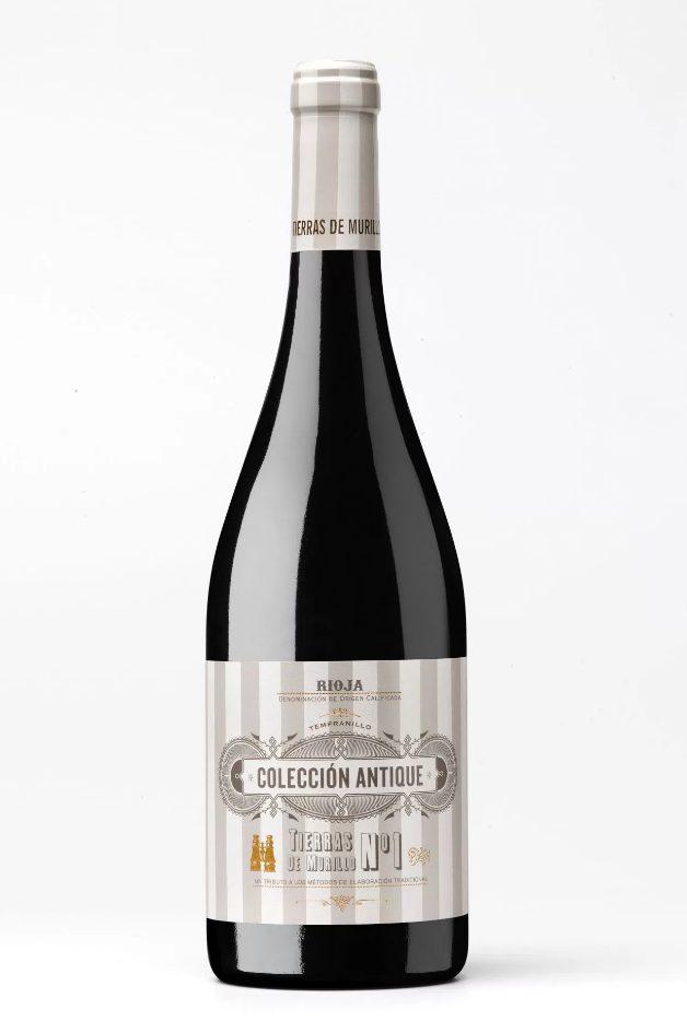 De Bodegas San Esteban, el vino más cuidado de la colección Terras de Murillo. Por Calcco