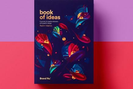 Encuentra la inspiración en The Book of Ideas: el recopilatorio de los mejores diseños, por Malinic