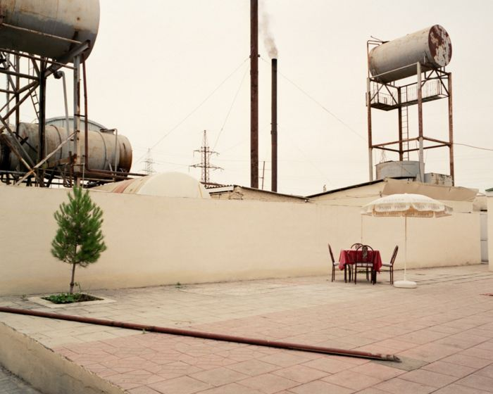 Mundos desconocidos desde la mirada de Chloe Dewe Mathews
