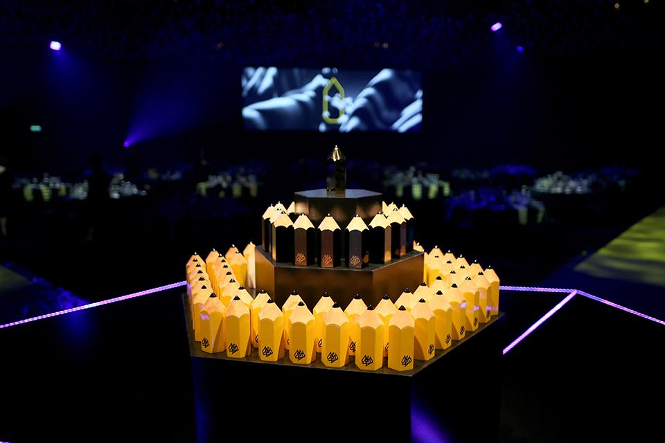 2 Lápices Amarillos entre los Pencil Winners D&AD españoles