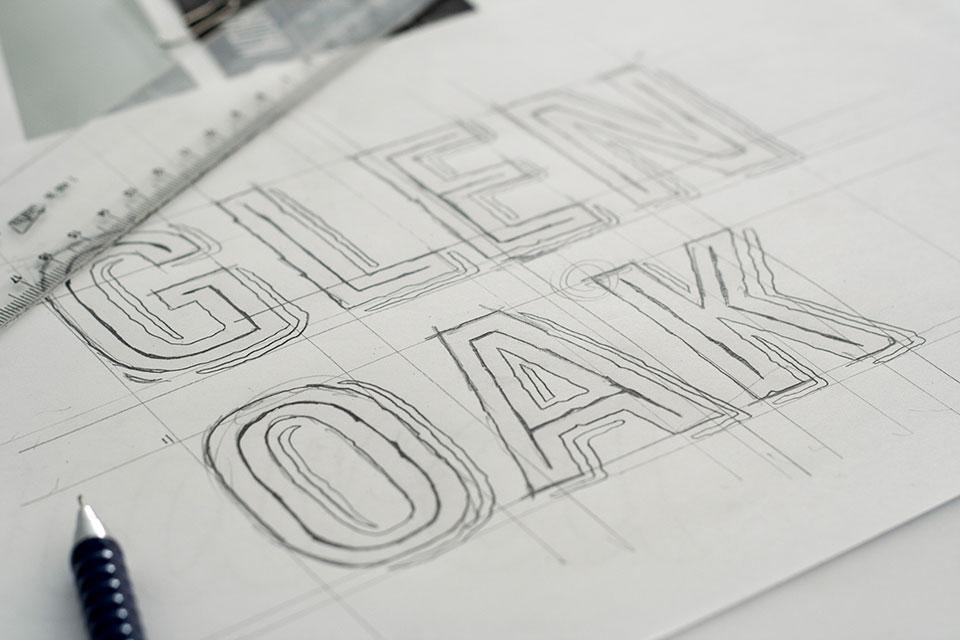 boceto diseño de etiqueta de cerveza tipografía packaging brandsummit