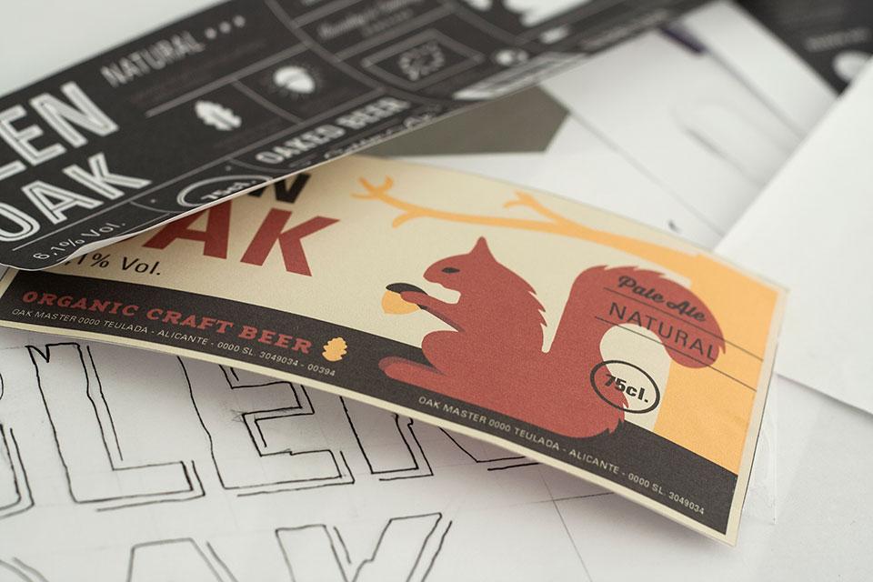 diseño de etiqueta de cerveza packaging brandsummit