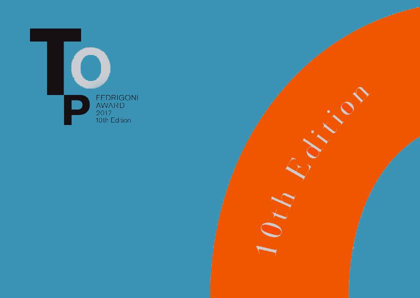 Todavía puedes participar en Fedrigoni Top Awards 2017