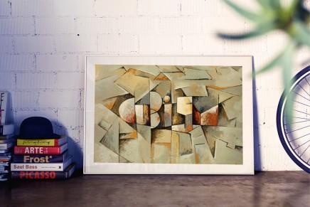 Diseño y arte confluyen en 'LetterArt', el nuevo proyecto del estudio Atipo