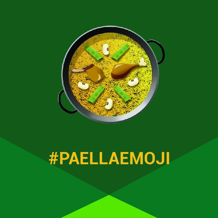 #HabemusPaellaEmoji: el PaellaEmoji por fin será una realidad