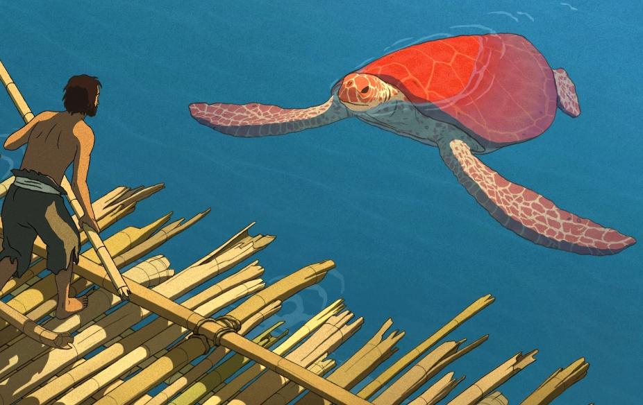 La tortuga roja, de Michaël Dudok