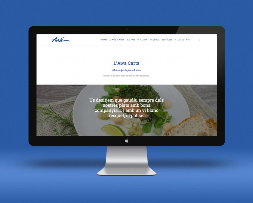 Web de Awa