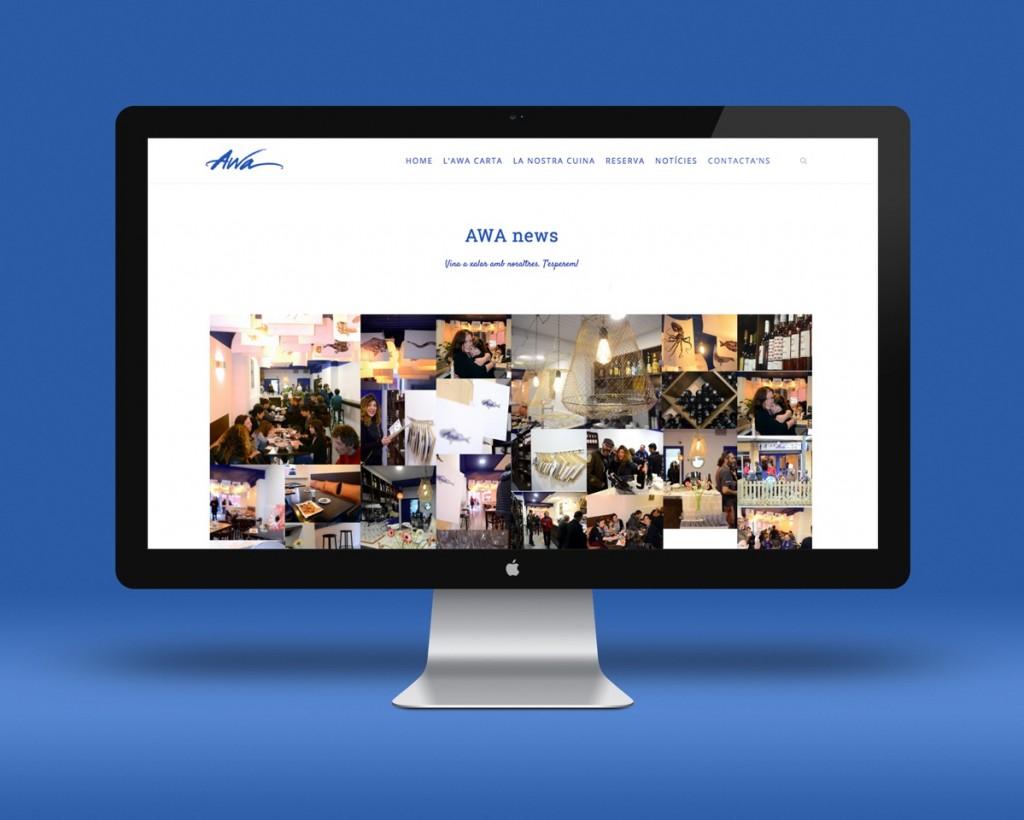 Página web diseñada por Ovni Medialab