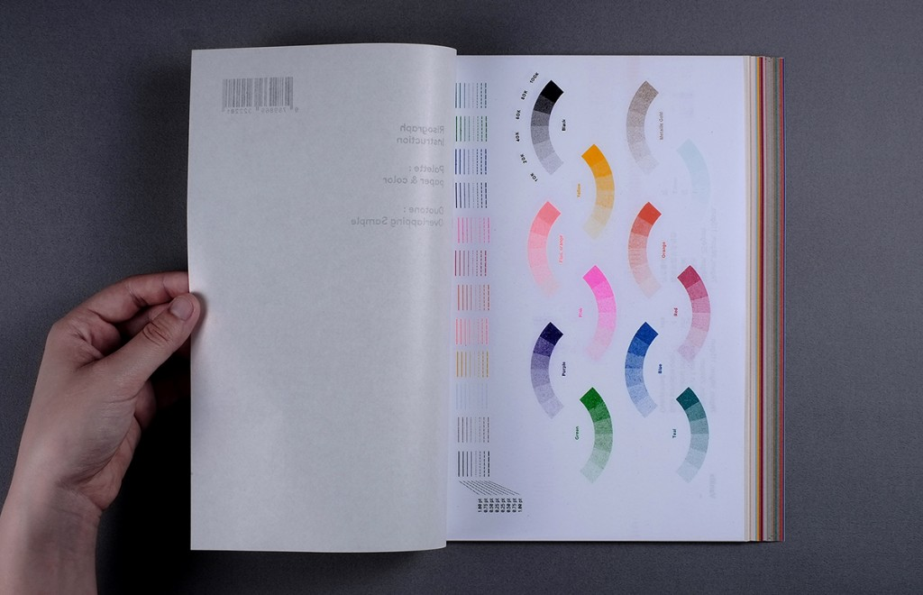La perfecta imperfección de la risografía en The Imperfection Booklets - 8