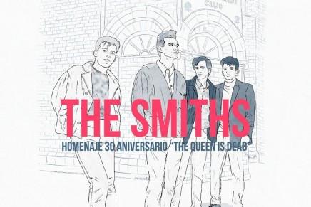 Tributo a The Smiths en la expo del 30 aniversario de The Queen is Dead