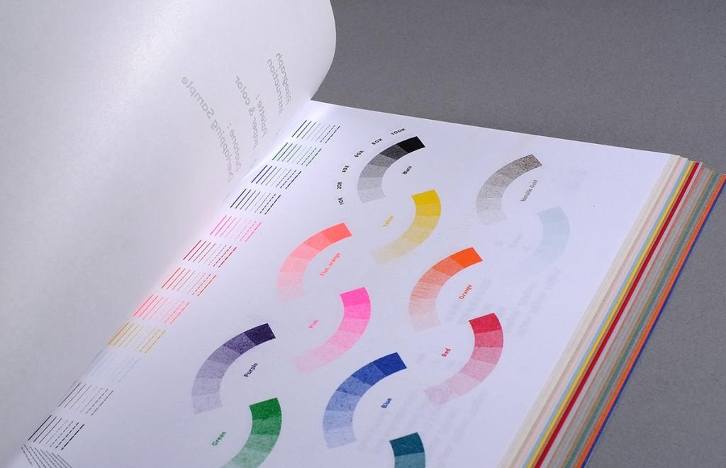 La perfecta imperfección de la risografía en The Imperfection Booklets - 13