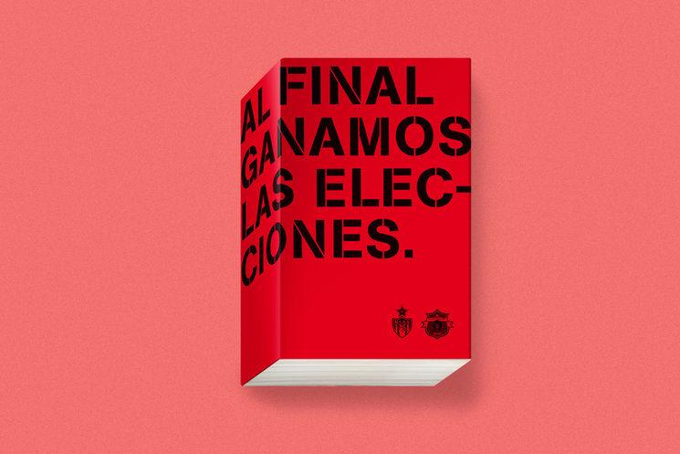 'Al final ganamos las elecciones' - portada