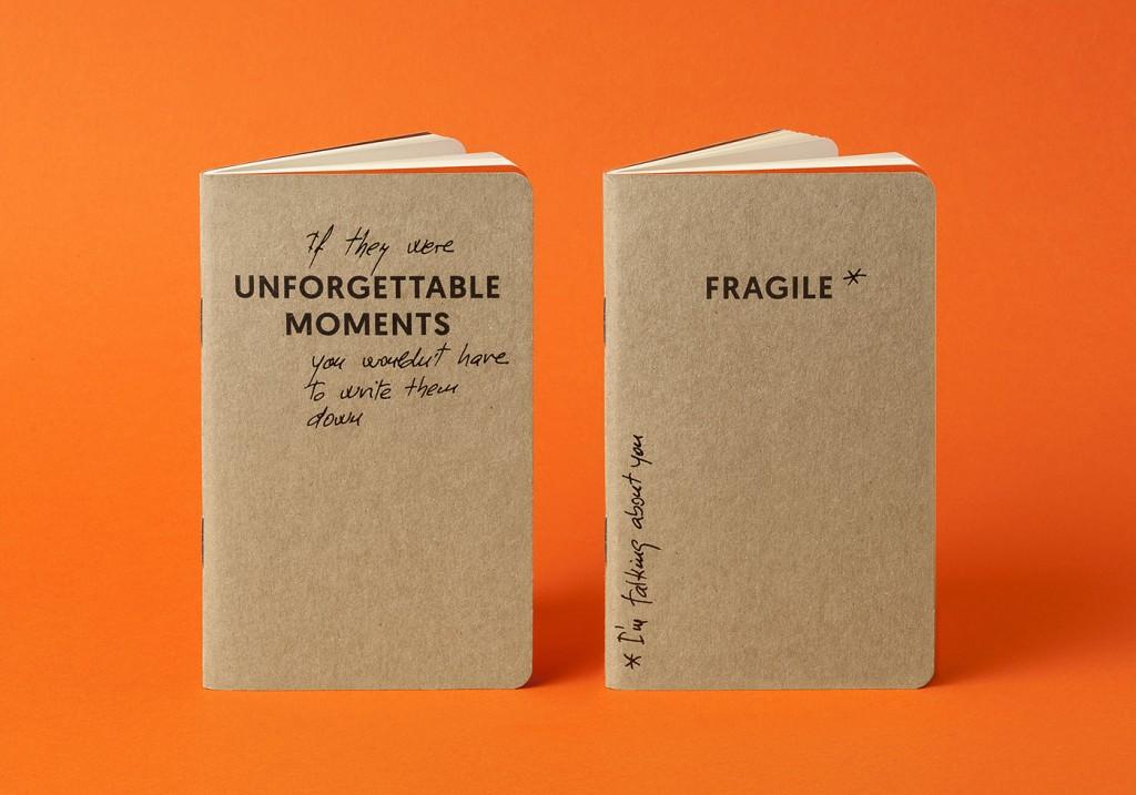 Raw reivindica el cuaderno como herramienta y no como objeto de culto hipster - 14