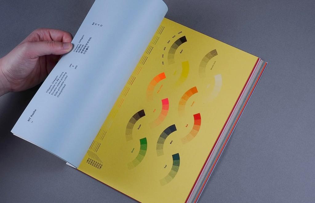 La perfecta imperfección de la risografía en The Imperfection Booklets - 12