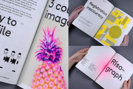 La perfecta imperfección de la risografía en The Imperfection Booklets