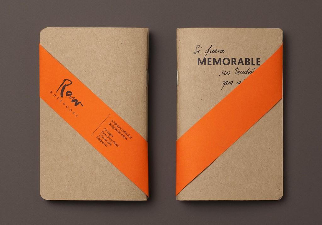 Raw reivindica el cuaderno como herramienta y no como objeto de culto hipster - 10