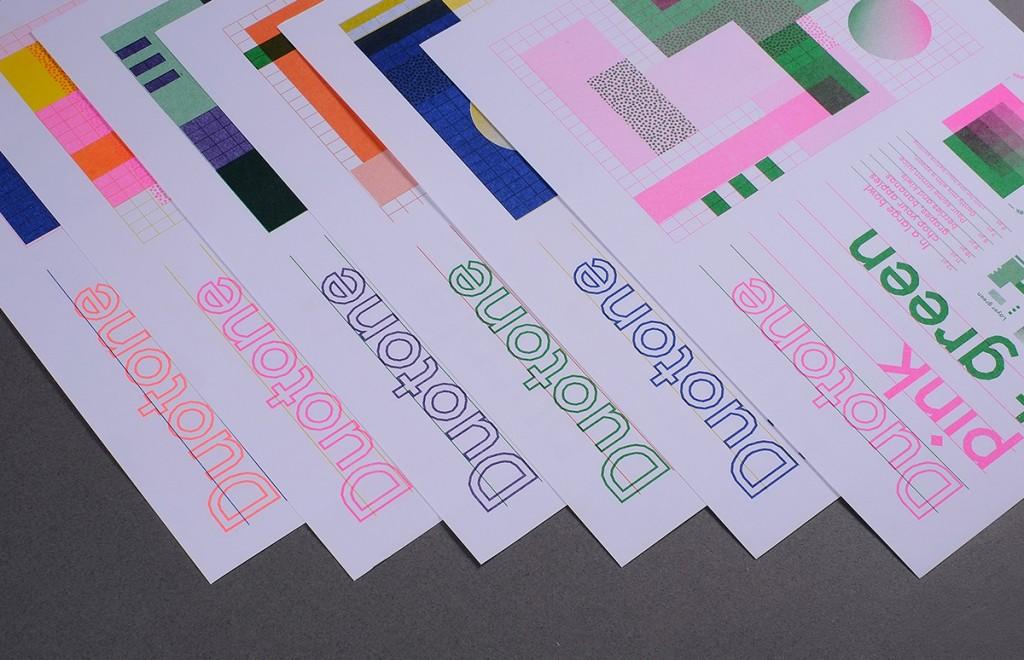 La perfecta imperfección de la risografía en The Imperfection Booklets - 10