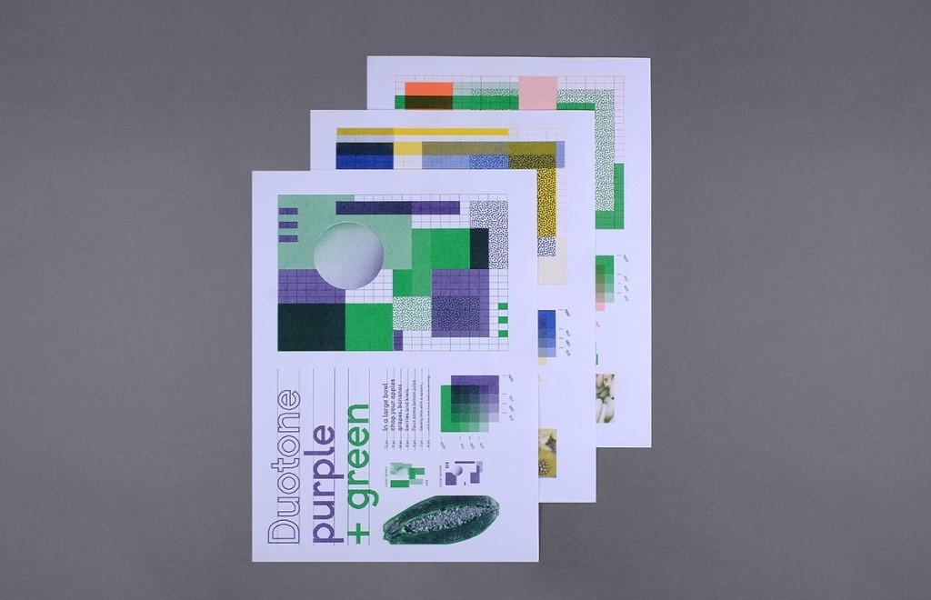 La perfecta imperfección de la risografía en The Imperfection Booklets - 11