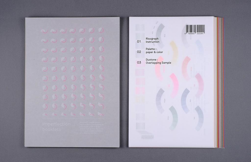 La perfecta imperfección de la risografía en The Imperfection Booklets - 7