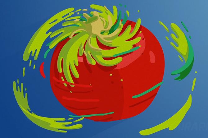 Cómo certificarse en Adobe After Effects - animación tomate