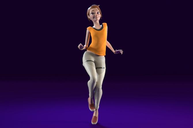 Mejora tu técnica de modelado 3D con estos 6 tutoriales de Zbrush - chica