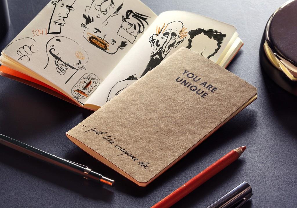Raw reivindica el cuaderno como herramienta y no como objeto de culto hipster - 6