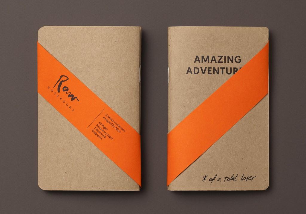 Raw reivindica el cuaderno como herramienta y no como objeto de culto hipster - 11