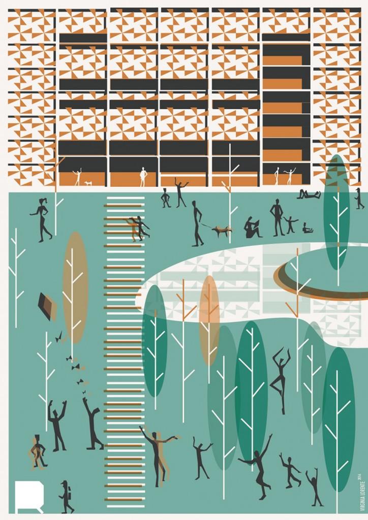 'Valencia Se Ilustra', la ciudad a ojos de los ilustradores - Atypical Valencia
