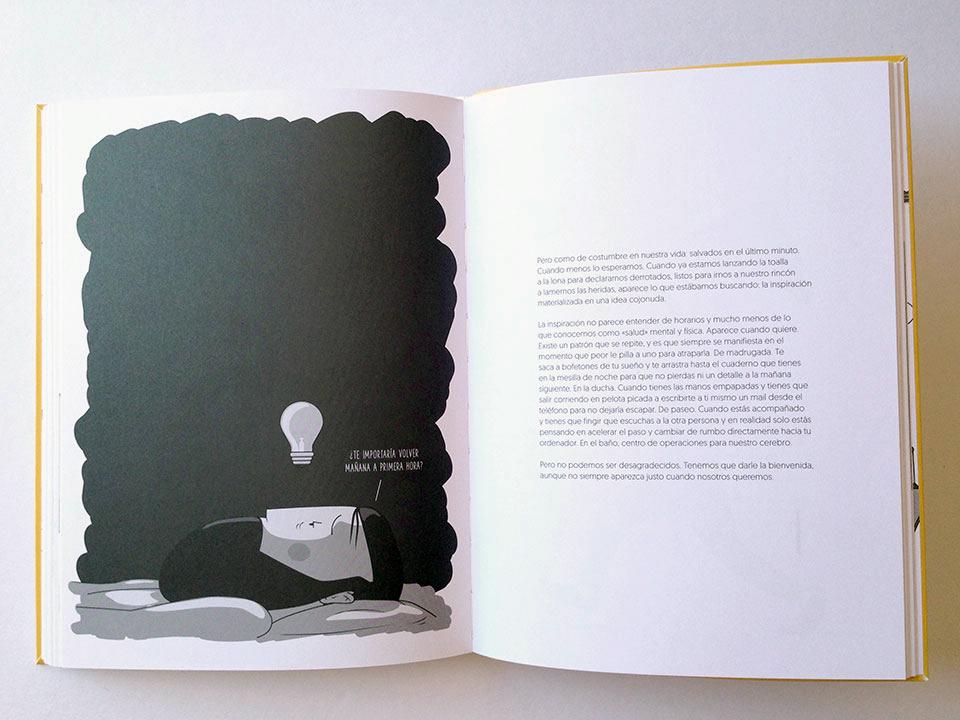 Las nuevas 'ifrustraciones' de Lucreativo: Almanaque Ilustrado de un Freelance & Padre Full-time - interior 1