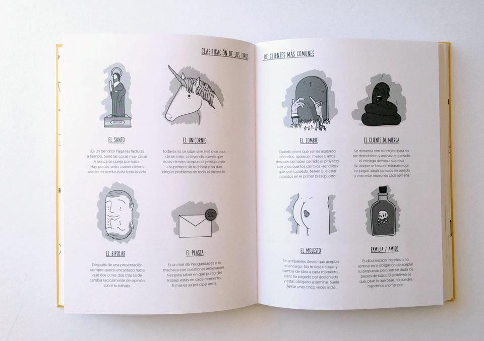 Las nuevas 'ifrustraciones' de Lucreativo: Almanaque Ilustrado de un Freelance & Padre Full-time - interior 2