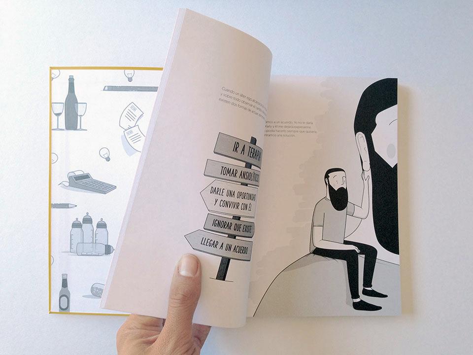Las nuevas 'ifrustraciones' de Lucreativo: Almanaque Ilustrado de un Freelance & Padre Full-time - interior 3