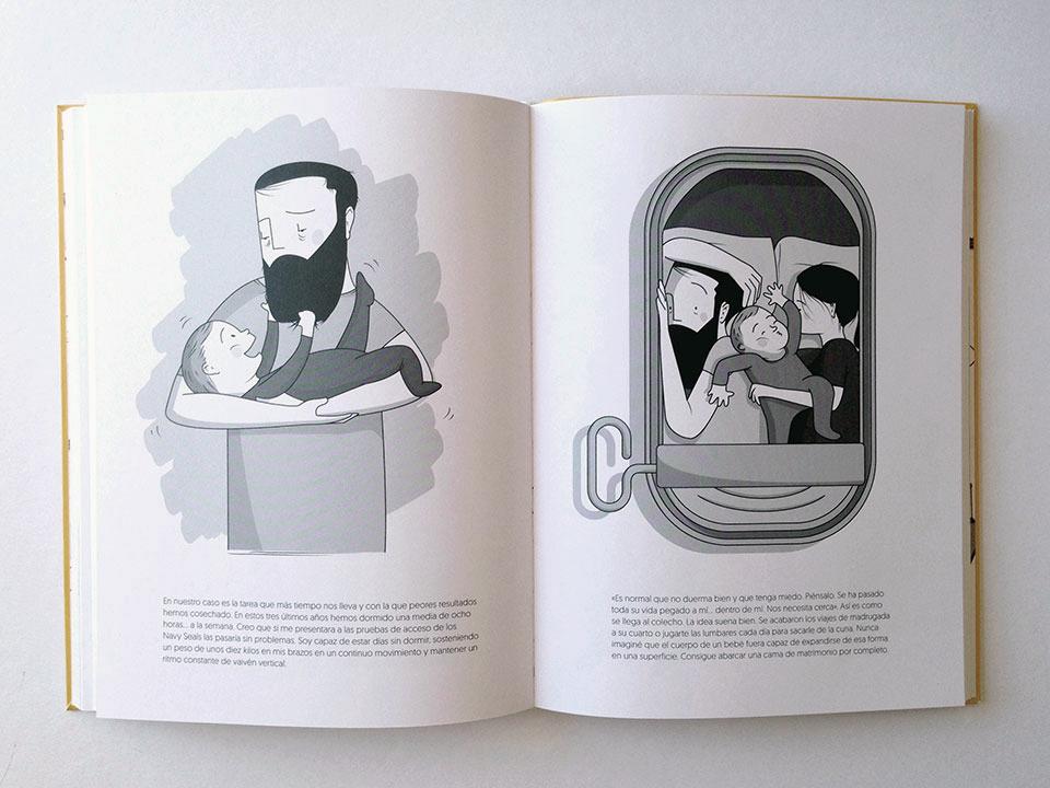 Las nuevas 'ifrustraciones' de Lucreativo: Almanaque Ilustrado de un Freelance & Padre Full-time - interior 4